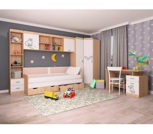 детская комната Кот №1