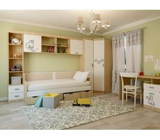 детская комната Кот №1 фото