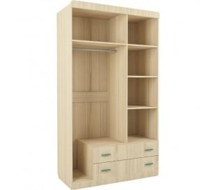 наполнение «Кот 25» Шкаф 3-х дверный с ящиками