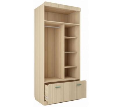 наполнение «Кот 2» Шкаф 2 двери с ящиком