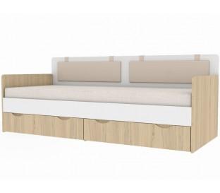 «Кот 900.4» Кровать-тахта с комплектом подушек