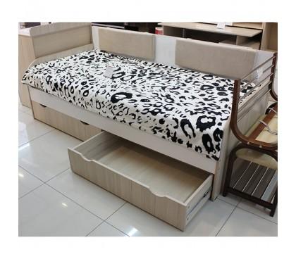 «Кот 900.4» Кровать-тахта с комплектом подушек на липучках