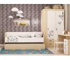 детская комната Кот №3