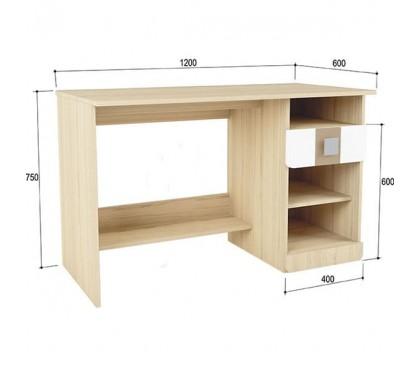 «Стиль 17» Стол письменный 1200 наполнение и размеры