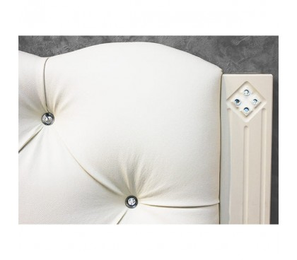 декор «Капелла 16ПМ» Кровать 1600 с основанием и подъёмным механизмом