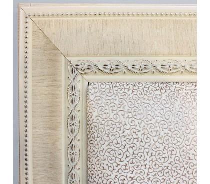 декор спинки «Калипсо 16М» Кровать 1600 каркас