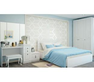 комплект №1 спальня Азалия