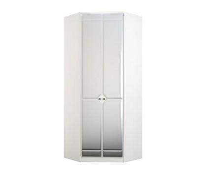 «Азалия 23» Шкаф угловой с зеркалом