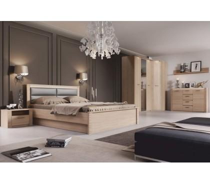 спальня Элана комплект №1 цвет дуб Сонома