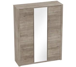 «Монте» Шкаф 3-дверный