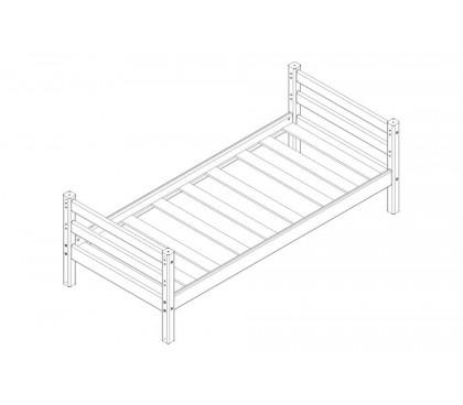 «Соня» Кровать-1 схема