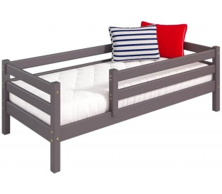 «Соня» Кровать-3 с защитой по периметру цвет Лаванда