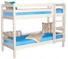 «Соня» Кровать-9 двухъярусная с прямой лестницей
