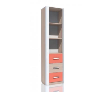 «Артек» НМ-014.55 Шкаф-пенал с ящиками наполнение