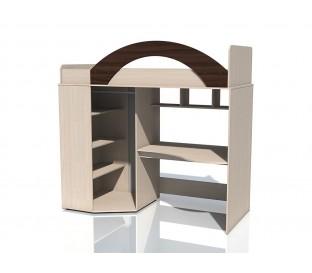 «Рико дуб Тортона» ИЧП-15-01-М1 Кровать-чердак наполнение шкафа