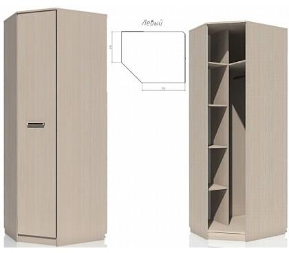 «Рико дуб Тортона» НМ-013.04-02 Шкаф угловой 1-дверный левый