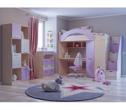 детская комната Рико Модерн фасад Ирис