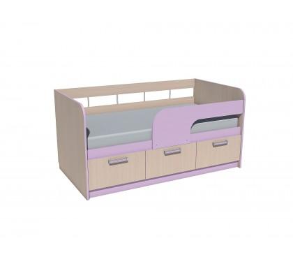«Рико Модерн» НМ-039-03 Кровать 160 фасад ирис