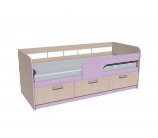 «Рико Модерн» НМ-039-05 Кровать 200 фасад ирис