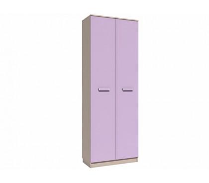 «Рико Модерн» НМ-013.02-02 Шкаф 2-дверный (гл. 414) фасад ирис