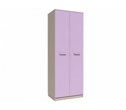 «Рико Модерн» НМ-013.02-03 Шкаф 2-дверный (гл. 574) фасад ирис
