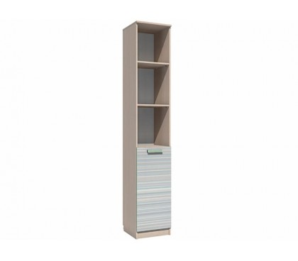«Рико Модерн» НМ-013.03-01 Шкаф фасад зелёный