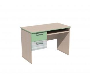 «Рико Модерн» НМ-009.19-05М Стол для компьютера фасад зелёный