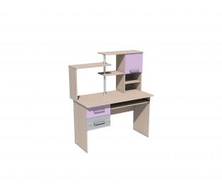«Рико Модерн» НМ-011.77 Стол для компьютера фасад ирис
