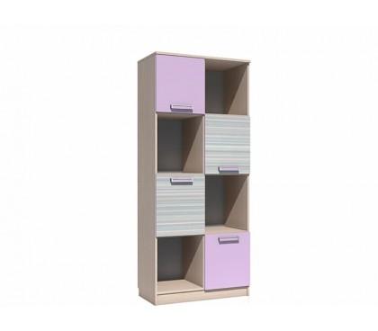 «Рико Модерн» НМ-009.06М Шкаф для книг фасад ирис