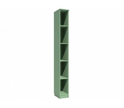 «Рико Модерн» НМ-013.93 Стеллаж фасад зелёный